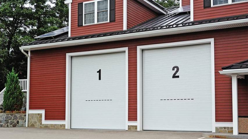 Rolling Service Commercial Garage Door - Garage Door Services, Inc.