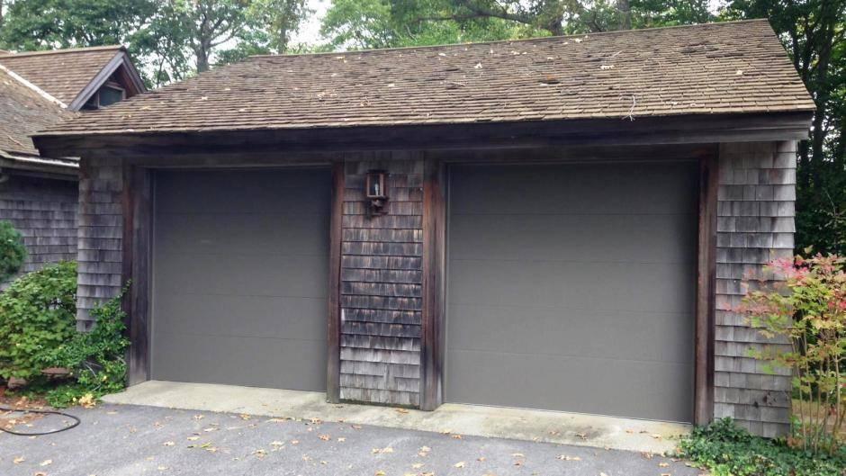 Skyline Flush Garage Door - Residential Garage Door - Garage Door Services, Inc.