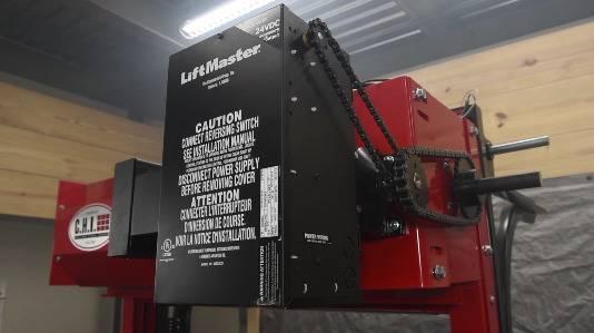 LiftMaster FDO-A/FDO-B Commercial Garage Door