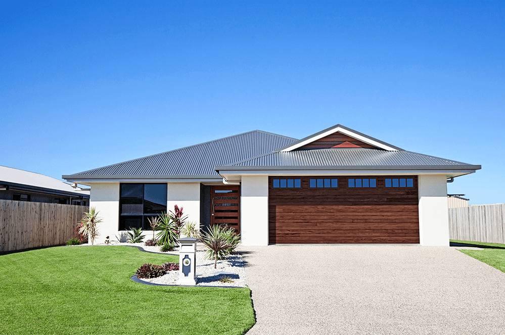 Accents Woodtones Residential Garage Door