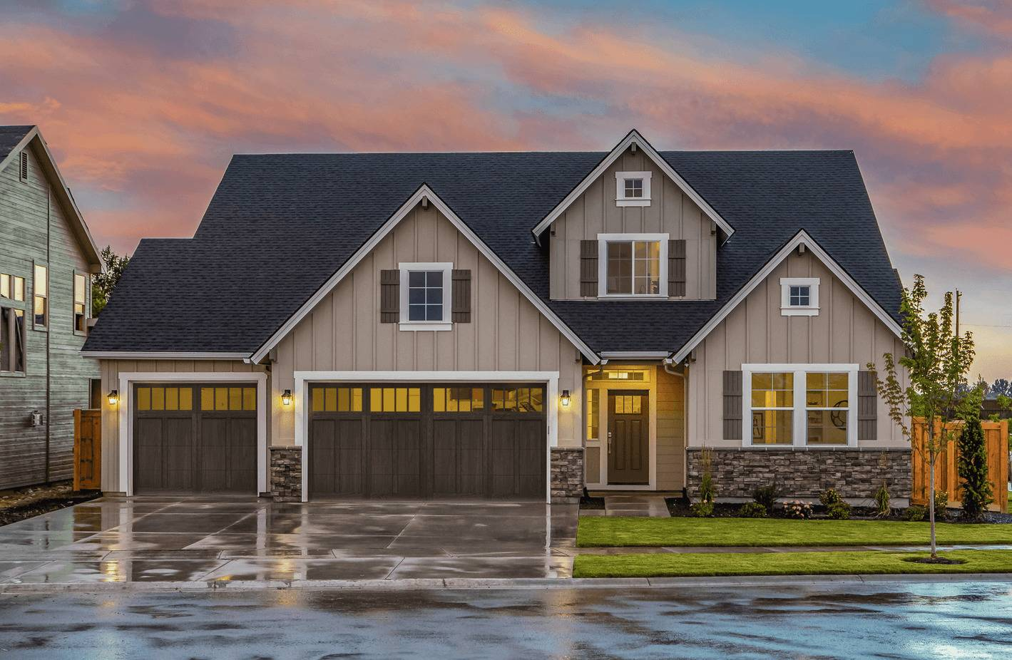 Shoreline Garage Door - Garage Door Services, Inc.