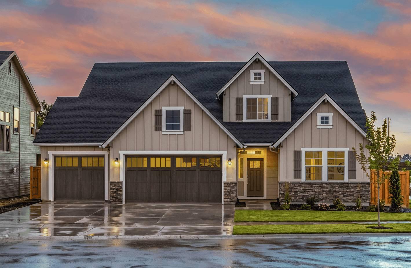 Shoreline Garage Door - Garage Door Services, Inc.